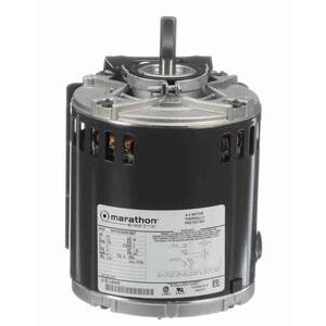 Marathon Motors 5KH32DN5677MT Motor, Blower, 1/4HP, 1725RPM, 48Y Base, 1PH, 115VAC