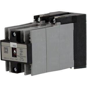 Square D 8501XO80V02 RELAY 600VAC 10AMP NEMA +OPTIONS