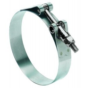 Ideal Clamp 30050-0750-051 T-Bolt Clamp, Min 7.27 Max 7.56