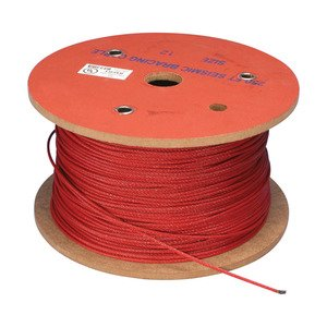 Erico Caddy CSB12CBL ERC CSB12CBL #12 RED CABLE, 250 FT
