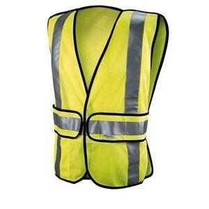 3M 94617-80030T Reflective Safety Vest, Class 2 Construction, Hi-Viz, Yellow