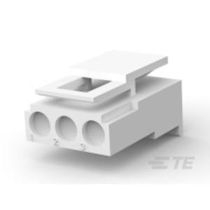 Tyco Electronics 1-480721-0 03P CMNL PLUG HSG W/LOK NATL