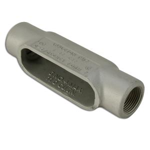 "Appleton C37SA Conduit Body, Type: C, Size: 1"", Form 7, Aluminum"