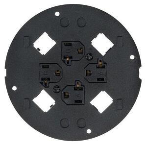 Hubbell-Wiring Kellems S1SP4X4PA SUBPLATE, 4X4 PANDUIT