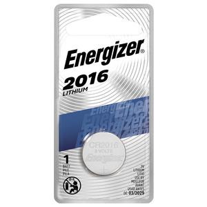 Energizer ECR2016BP 3V Lithium Coin Battery