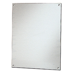 "Stahlin BP4836AL Panel For Enclosure, 48"" x 36"", N Series, Aluminum"