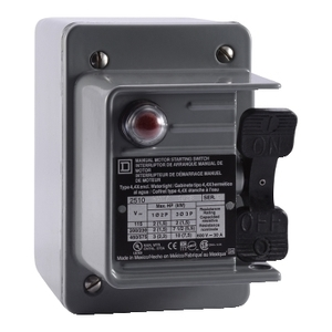 2510KW1A MANUAL SWITCH - TOGGLE TYPE