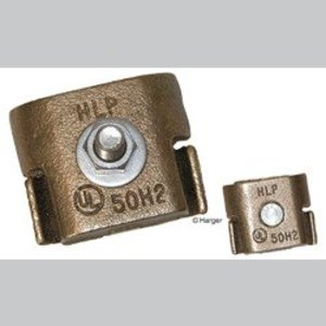 Harger Lightning & Grounding TB1BC TIN 1 BOLT CONNECTOR