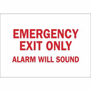 22484 DIRECTIONAL & EXIT SIGN