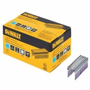 "DEWALT DRS18100 1"" Plastic Insulated Cable Staples, for Romex & MC Cable"