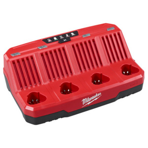 Milwaukee 48-59-1204 M12 4 Bay Charger