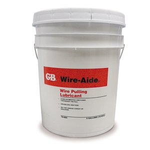 Gardner Bender 79-003 Wire-aide Pull Lube, 5 Gal Bkt