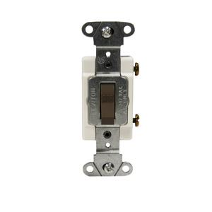18201-B BR SW TGL SP 15A347VAC