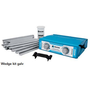 Roxtec ARW0001201018 Wedge Kit, 120 mm, Galvanized Steel
