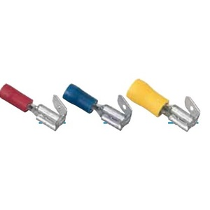 Ideal 83-9631 Piggyback Disconnect, Vinyl Insulated, 12 - 10 AWG, Yellow