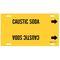 4021-H 4021-H CAUSTIC SODA YEL/BLK STY H