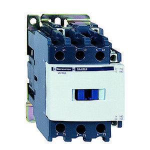 Square D LC1D65F7 Contactor, Definite Purpose, 65A, 3P, 600VAC, 300VDC, 110VAC Coil