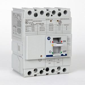Allen-Bradley 140G-G2C4-D12 140G 125A Frame Molded Case Ckt-Bkr