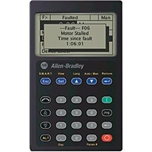 Allen-Bradley 20-HIM-A3 Human Interface Module, LCD Display, Full Numeric Keypad