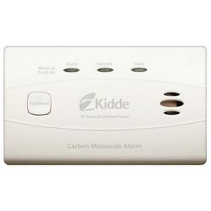 Kidde Fire 21010073 Carbon Monoxide Alarm