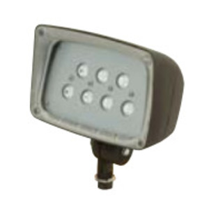 Hubbell-Outdoor Lighting FSL-7-PC1 Led Compact Floodlight 26.5 Watt 120v Ph *** Discontinued, See Item FSL7PCU ***
