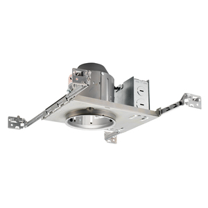 "Juno Lighting TC1 Miniature Universal TC New Construction Housing, Non-IC, 4"""