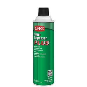 CRC 03109 Cleaner/Degreaser, 20 Ounce Aerosol Spray