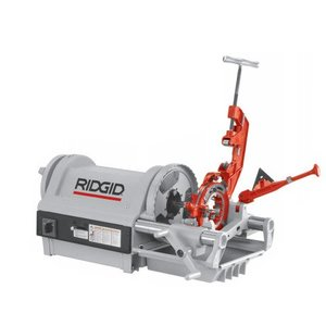 "Ridgid Tool 26092 Model 1224 Threading Machine, 120V,  1/2""-4"" NPT"