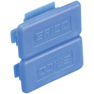 nVent Caddy ADK421 ERC ADK421 STRUT END CAP, BLUE