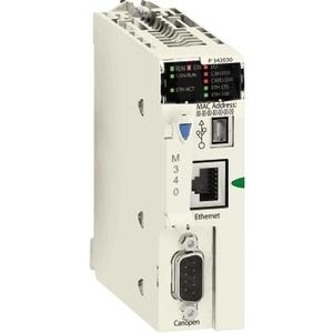 BMXP3420302 CPU340-20 ETH. CANOPEN