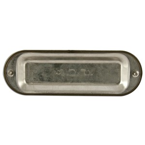 "Appleton 690 2"", FM9, Aluminum Stamped Cover"