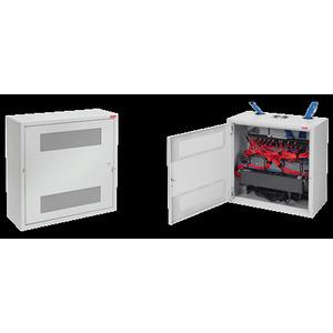 "nVent Hoffman DBS36248G D-Box Cabinet, Wall Mount, NEMA 1, Hinge Cover, 36 x 24 x 8.34"""