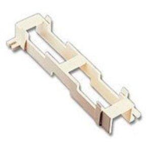 """Leviton 40089-B Standoff Bracket For M Blocks (89-b) 10"""" H X 3-13/32"""" W X 1-1/2"""" D"""