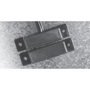 "Edwards 115-7Y-12J Interlock Switch, 120V AC, 0.8A, 12"" Leads, Nylon Housing"