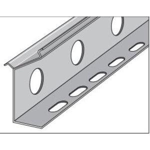 Entrelec XUS001737 30 Deg, High Din Rail 1 Meter Aluminum