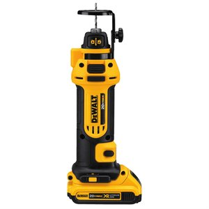 DEWALT DCS551D2 20V MAX LITHIUM ION CORDLESS DRYWALL CUT-OUT TOOL