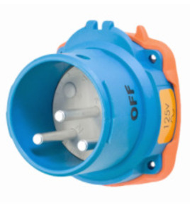 Meltric 63-38075 Dsn30 Inlet