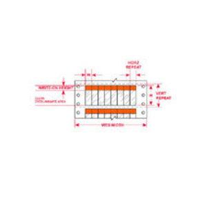 """DAT-39-292-OR 1.000 INX3.750""""  (25.40 MM"""