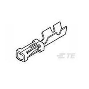 Tyco Electronics 1-87309-3 Wire to Board Connector Contact, 24 - 20 AWG