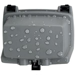 Intermatic WP1000HGC Multiple Inserts, 1-Gang, Weatherproof Cover