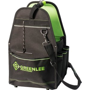 "Greenlee 0158-24 11"" Electrician's Tool Carrier"
