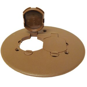 Cantex 5133678 Bronze Duplex Cover