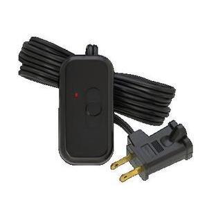 Lutron TTCL-100H-BL Dimmer, Credenza, CFL/LED, 250W, Black