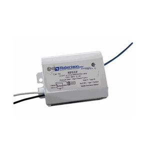 Candela HPS-1-P-VERSION-2 Magnetic Ballast, Compact Fluorescent, 1-Lamp, 13W, 120V
