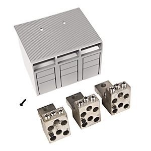 Allen-Bradley 140G-I-MTL63 Breaker, Molded Case, I Frame, Terminal Lugs, 6 x 14-2AWG, CU Only