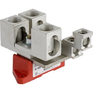 Square D DT400N Safety Switch, Field Installed, Neutral Kit, 400A, 4 - 600MCM