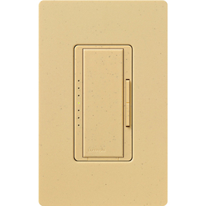 Lutron MACL-153M-GS Dimmer, Maestro, Goldstone