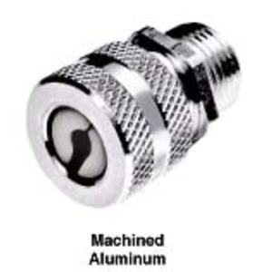 "Hubbell-Kellems SHC1009 Cordcon, Str Ml, .19-.25"", 3/8"", Alu"