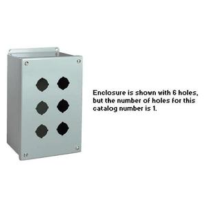 Hubbell-Wiegmann PBXD1 ENCL,OT,PBXD,CS,4X4X4.75
