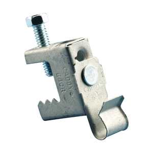 """nVent Caddy RMXBC Clamp, NM Cable to Beam With 1/2"""" Flange, Steel"""